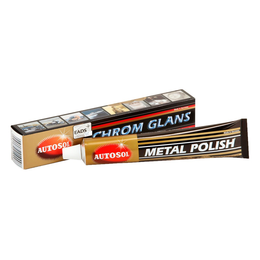 autosol metal polish pasta polerska do polerowania metalu