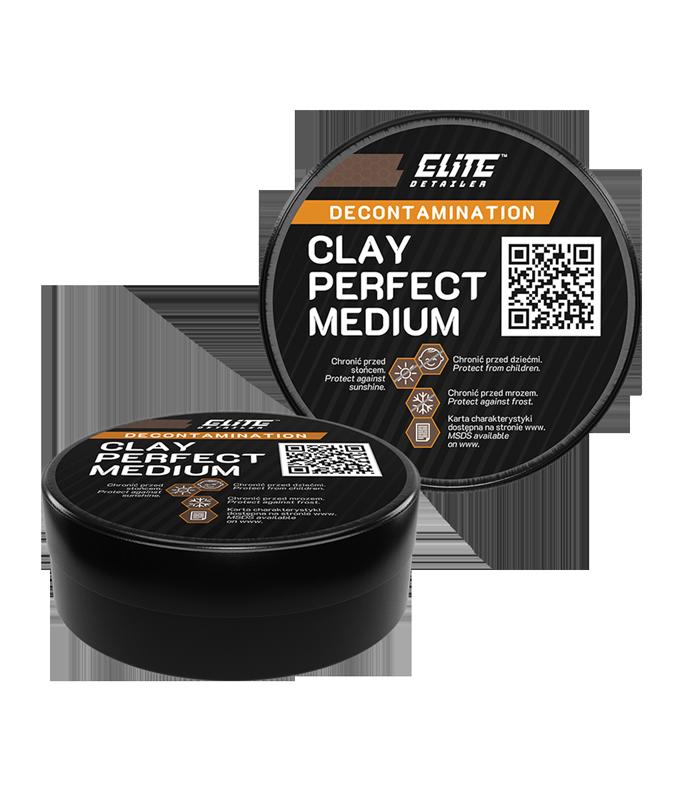 clay perfect medium glinka elite detailer