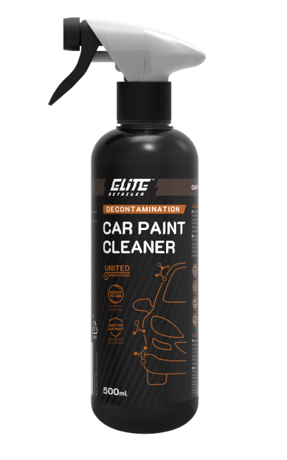 car paint cleaner elite detailer