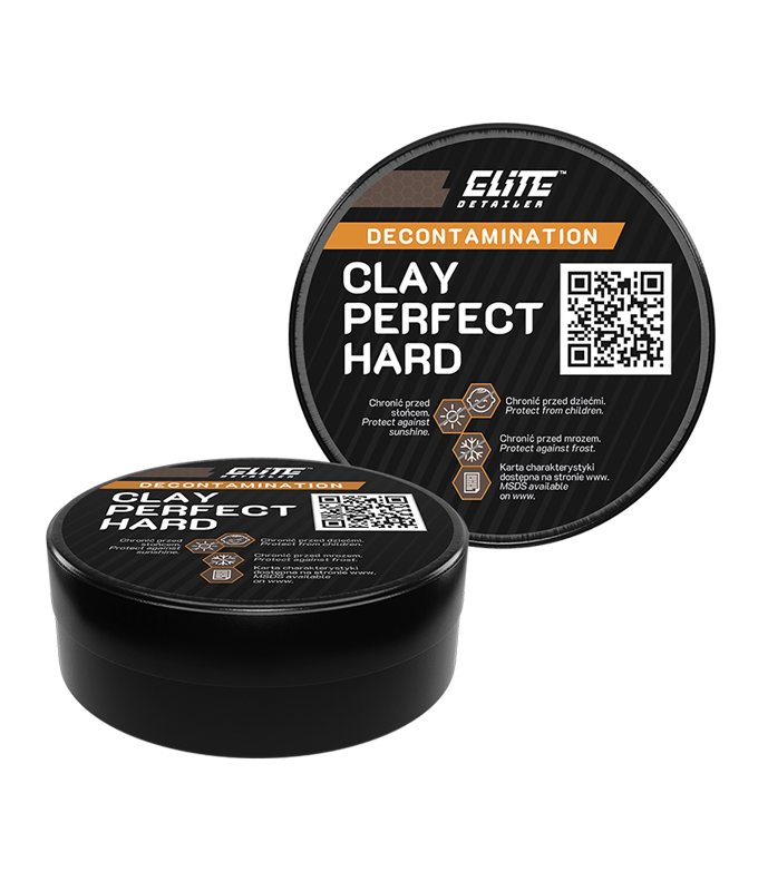 clay perfect hard glinka do lakieru elite detailer