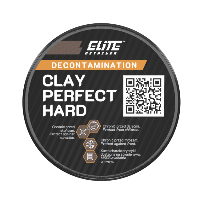 clay perfect hard