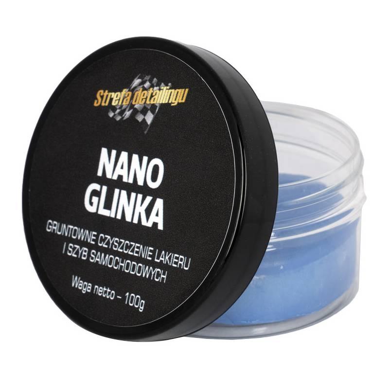 nano glinka lakiernicza