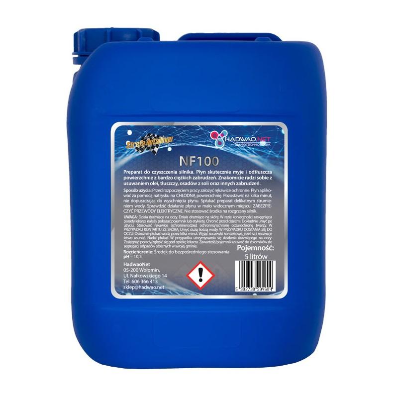 Hadwao.net płyn do mycia silników NF 100-5L