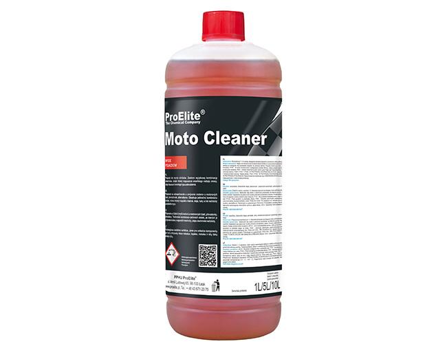 moto cleaner skutecznie mycie silnika