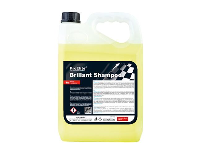 pro elite szampon z woskiem