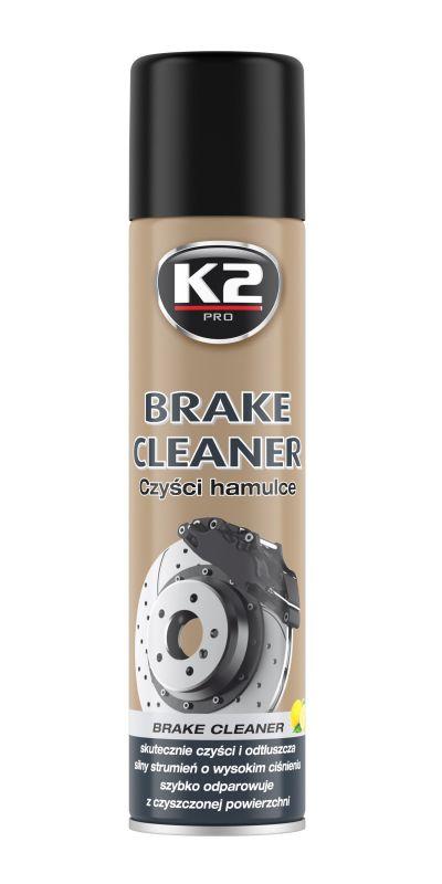 zmywacz do hamulców k2 brake cleaner hamulce