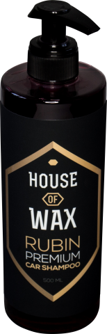 house of wax rubin car shampoo szampon samochodowy, kosmetyki samochodowe radom