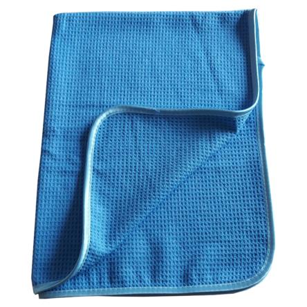 Ręcznik waflowy Blue Lagoon do osuszania 60 x 80 cm 440g/m²