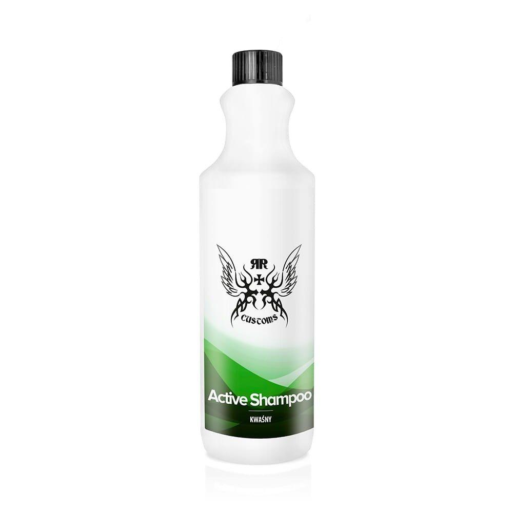 szampon o kwasowym ph do odtykania powłok ceramicznych