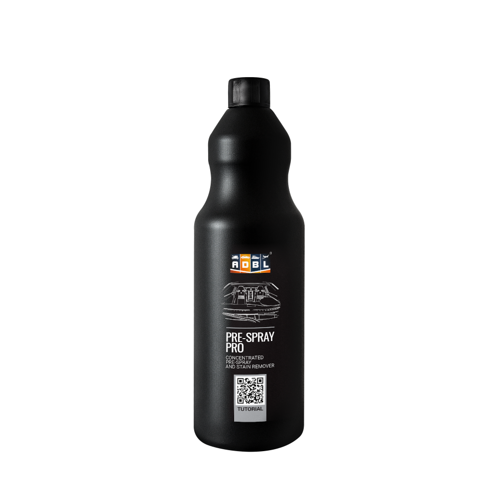 ADBL płyn do prania tapicerki Pre-Spray PRO 500 ml