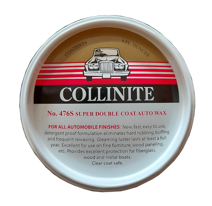 trwały wosk do lakieru samochodowego collinite 476s