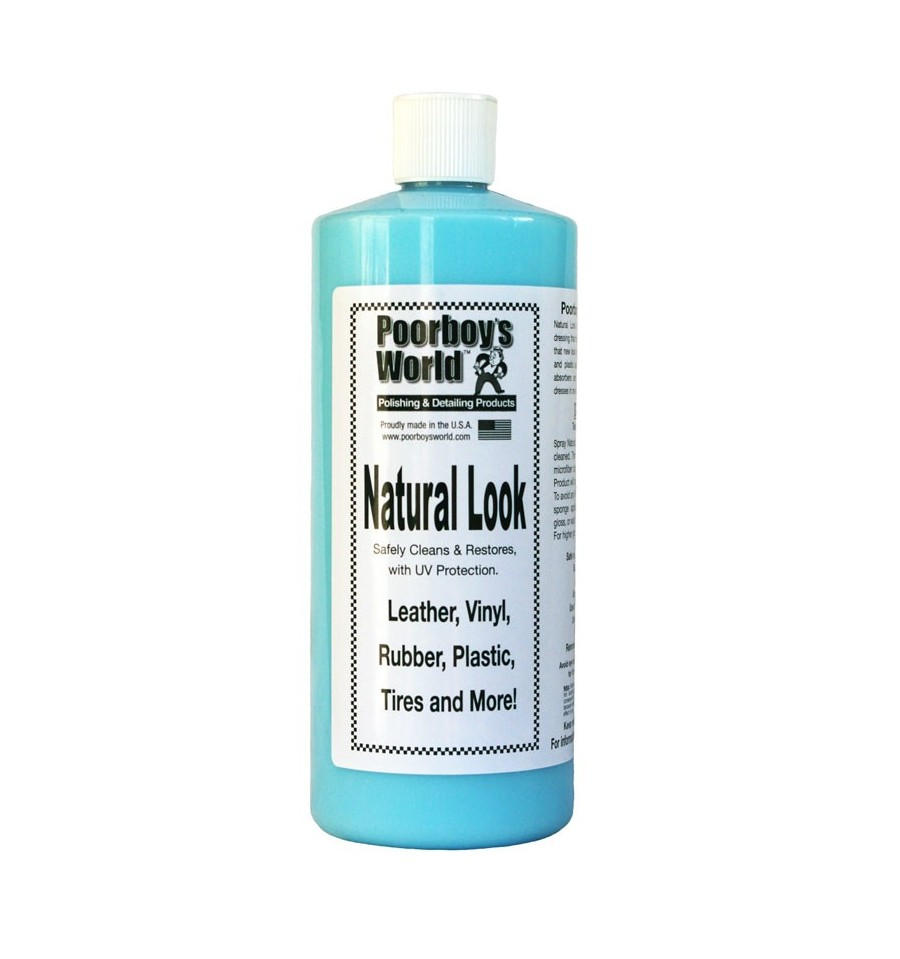 Poorboy's World dressing do kokpitu Natural Look Dressing 946 ml