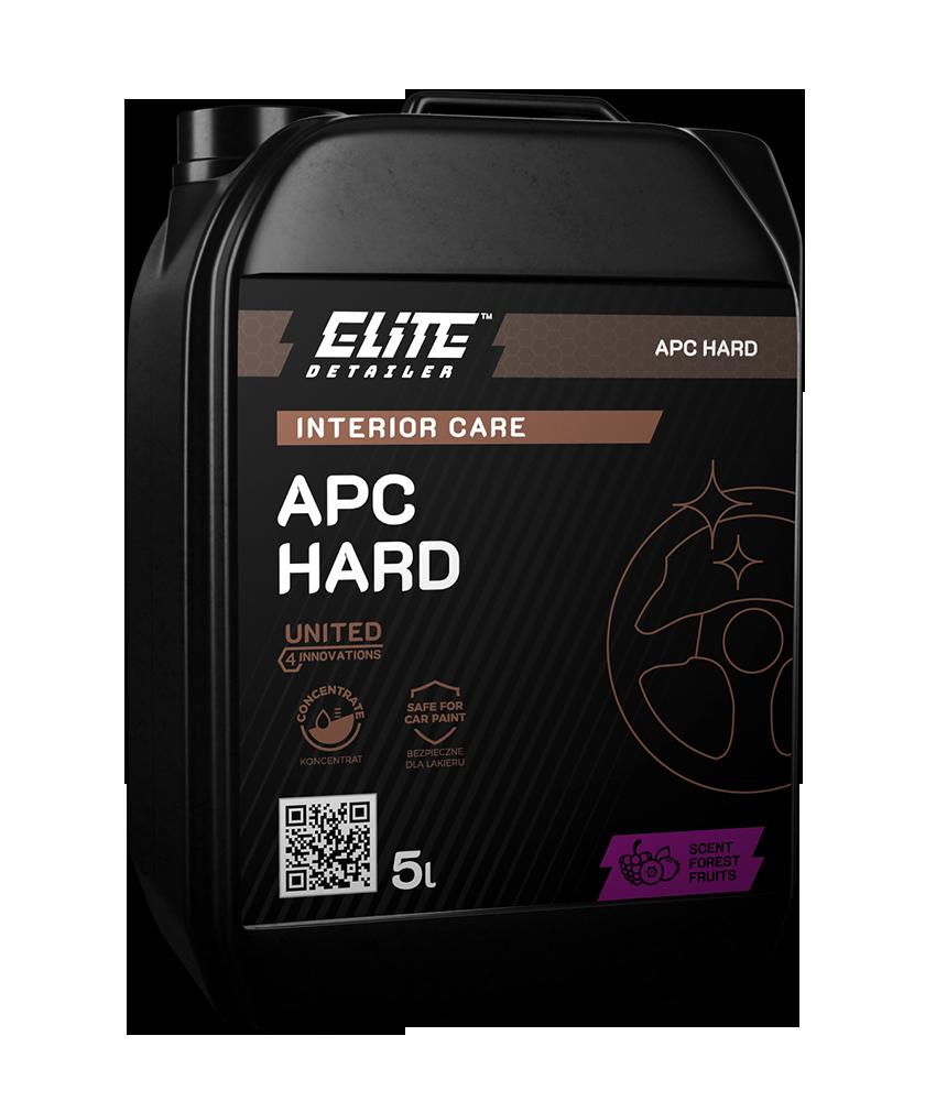 Elite Detailer silne APC do ogólnego czyszczenia auta APC HARD 5L