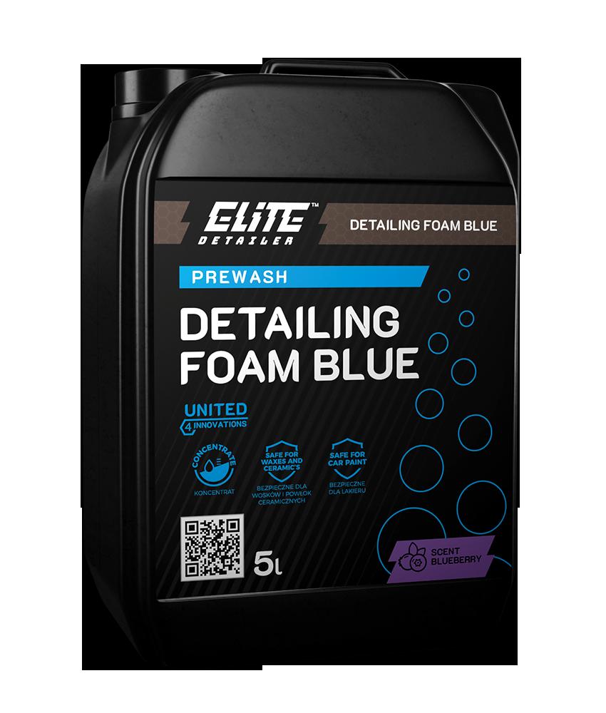 Elite Detailer niebieska piana aktywna Detailing Foam Blue 5L