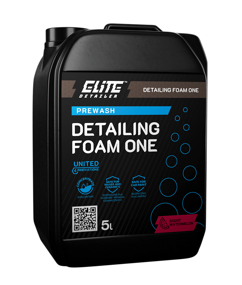 Elite Detailer neutralna piana aktywna Detailing Foam One 5L