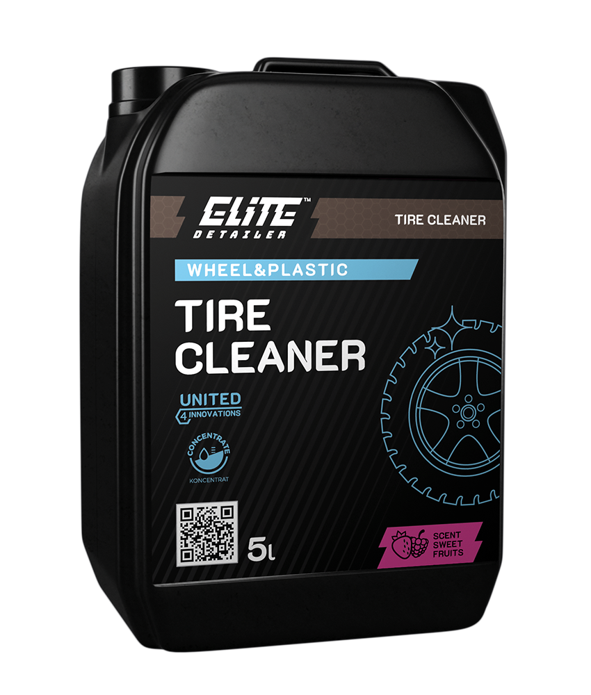 Elite Detailer koncentrat do mycia opon Tire Cleaner 5L