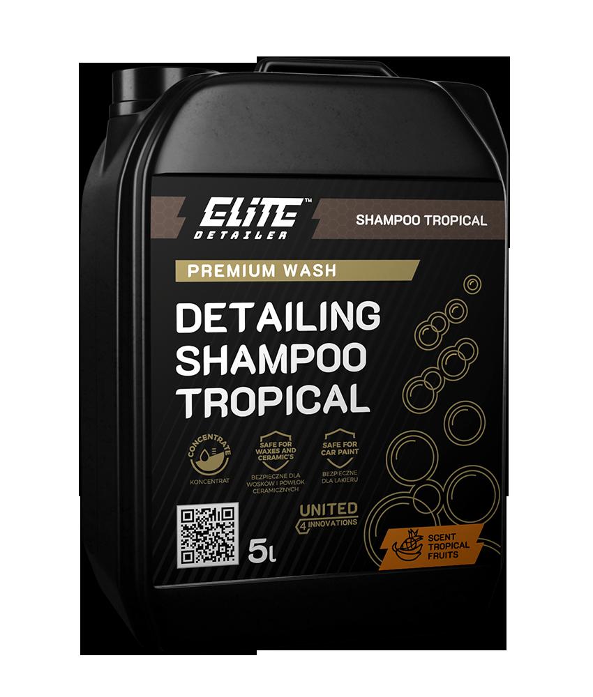 Elite Detailer szampon samochodowy Detailing Shampoo Tropical 5L