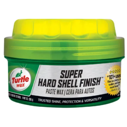 Turtle Wax Super Hard Shell Finish wosk w paście 397g