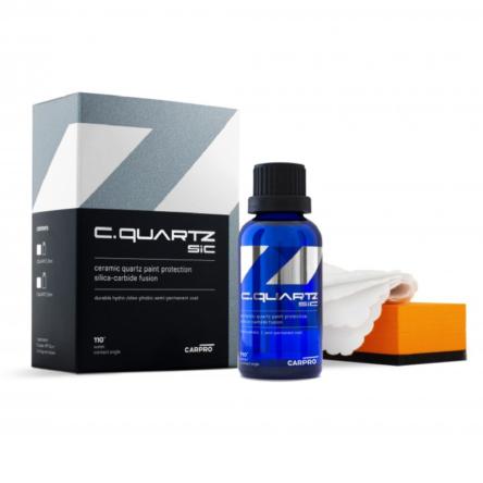 CarPro CQuartz SiC powłoka ceramiczna 30 ml