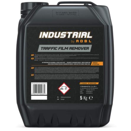 ADBL Industrial TFR Traffic Film Remover pre-wash 5L
