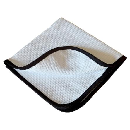 Mikrofibra waflowa do mycia szyb 40 x 40 cm 400g/m²