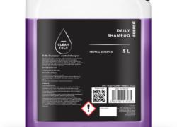 CleanTech Daily Shampoo szampon samochodowy 5L